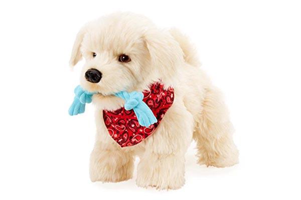 Georgie реалистичный робот-пес