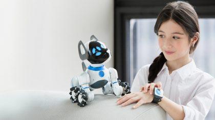 Робот питомец — популярные модели среди детей и взрослых