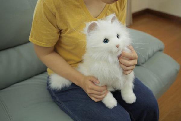 Yume Neko домашний робот кот