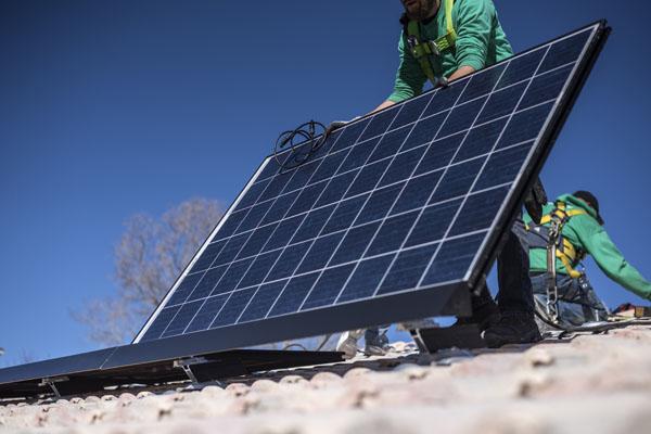 Компания Илона Маска - SolarCity