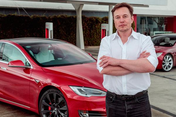 Компания Илона Маска - Tesla