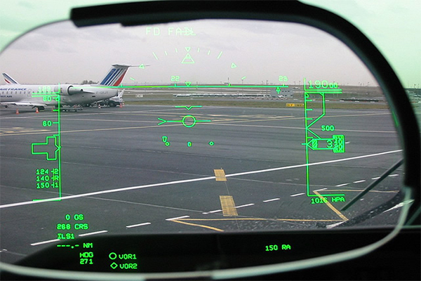 дополненная реальность авиация