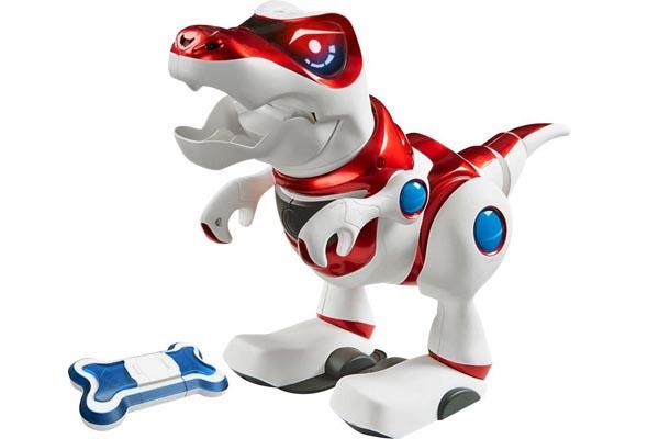 игрушка робот питомец Teksta Robot T Rex