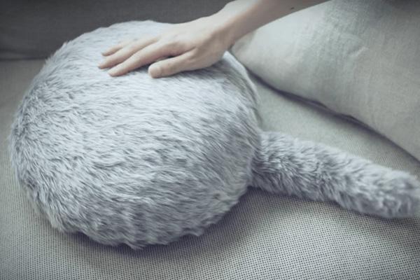 роботизированная подушки Qooba