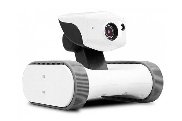 Appbot Riley — роботизированная охрана для домашнего хозяйства