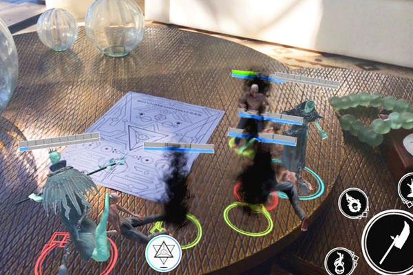 Genesis игра в дополненной реальности