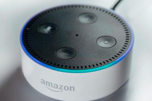 Голосовой виртуальный помощник Amazon