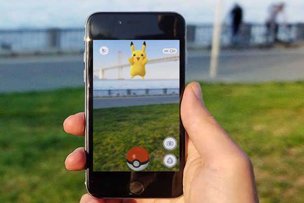 Pokemon Go - игра в дополненной реальности на Android