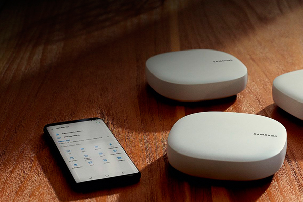 Samsung SmartThings WiFi - умный домашний концентратор