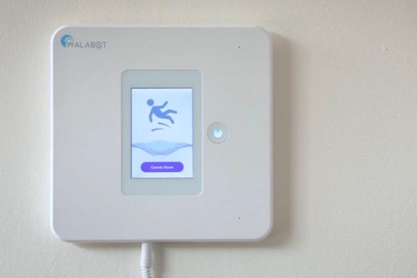 Walabot Home - умное устройства для пожилых