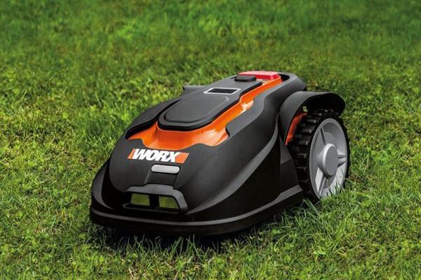 робот газонокосилка Worx Landroid