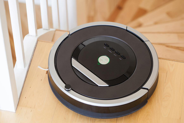 Робот пылесос - устройство для умного дома