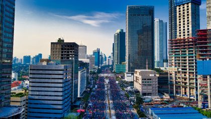 Самый крупный мегаполис мира: население, площадь