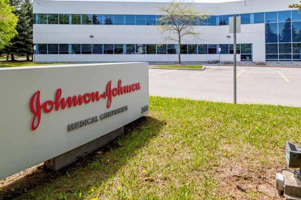 диверсификация бизнес процессов в Johnson & Johnson
