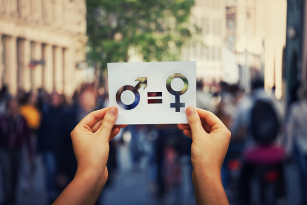 гендерное равенство мужчин и женщин