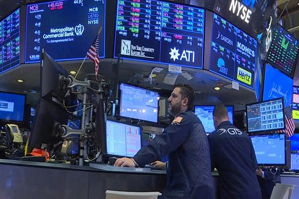 Мировой финансовый центр Нью-Йорк