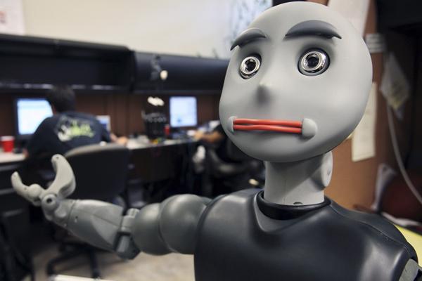 Bandit вид робота для социальных работ
