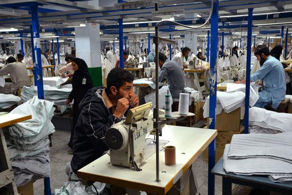 последствия производства одежды в мире