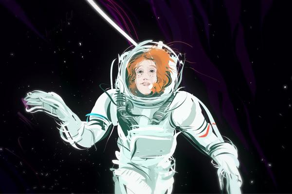 Фильм в виртуальной реальности Dear Angelica VR