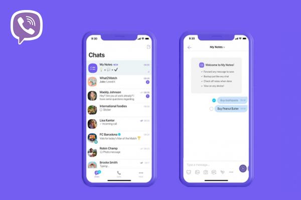 Viber - бесплатный мессенджер для бизнеса