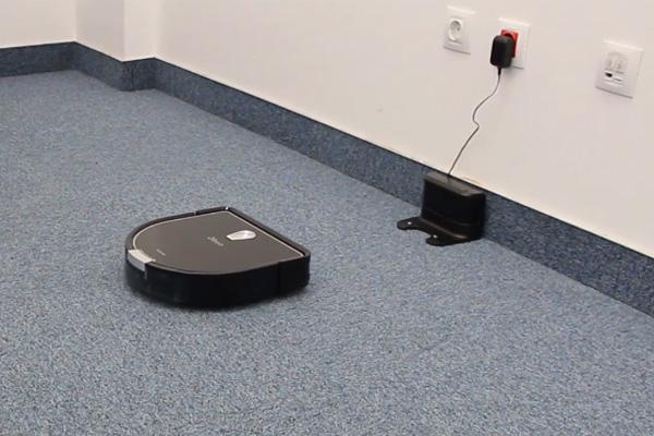 Dibea Vacuum and Mop Cleaner DT966 робот пылесос с влажной уборкой