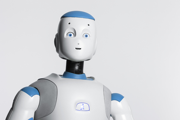 Гуманоидный робот Romeo