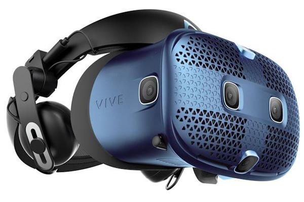 HTC Vive Cosmos - шлем виртуальной реальности