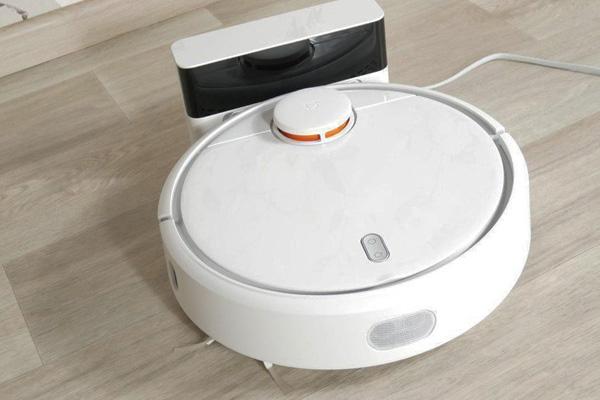 Mi Robot 2 робот пылесос с влажной уборкой от Xiaomi
