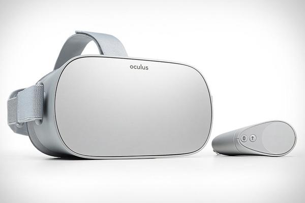 Oculus Go - недорогая гарнитура виртуальной реальности