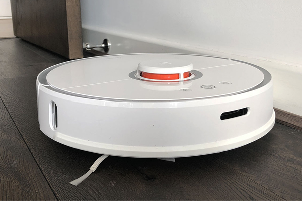 робот пылесос с влажной уборкой Roborock S5