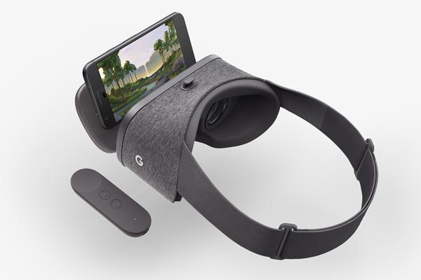 дешевые очки виртуальной реальности Google Daydream View