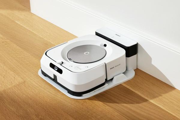 iRobot Braava Jet M6 робот пылесос для мытья пола