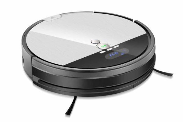 недорогой робот пылесос iLife V8s Robotic Mop & Vacuum Cleaner