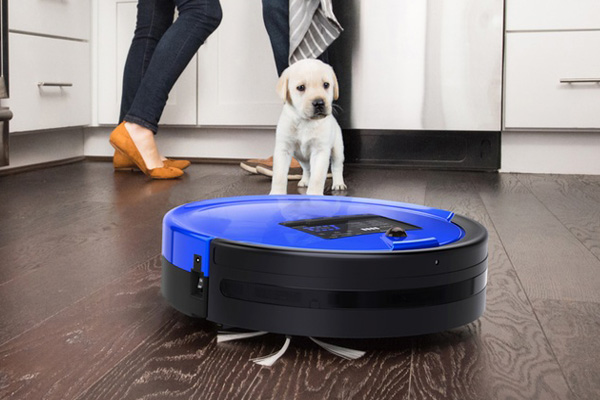 робот пылесос BObsweep PetHair Plus Robotic Vacuum Cleaner and Mop