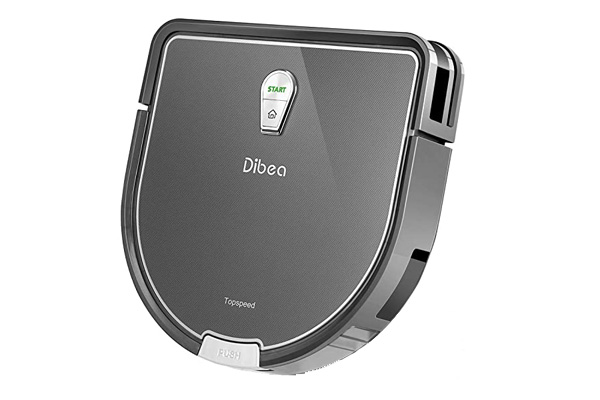 робот пылесос Dibea Vacuum and Mop Cleaner DT966