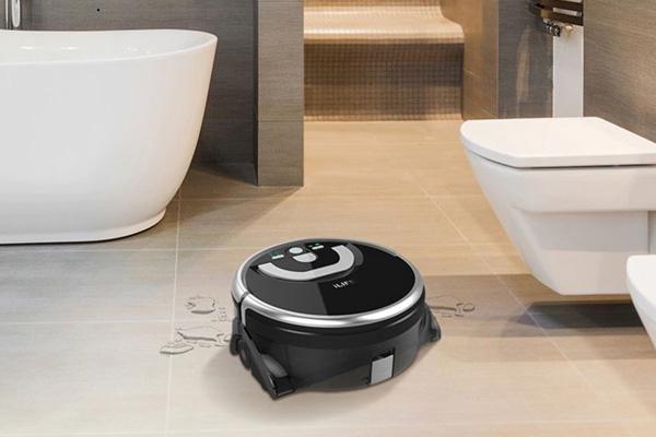 робот пылесос iLife ShineBot W400
