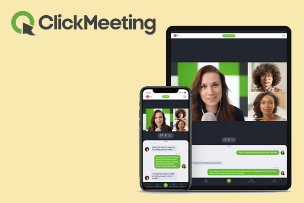 ClickMeeting сервис для видеоконференции