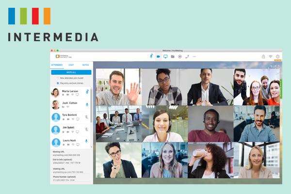 Intermedia Unite - приложения для видеозвонков