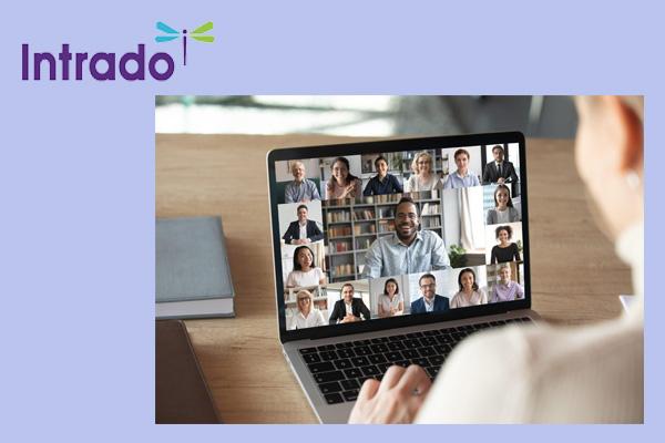 Intrado приложение для видеоконференций