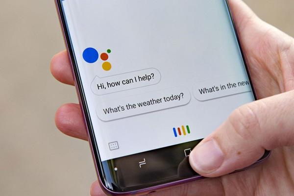 Как включить голосовой ассистент Google