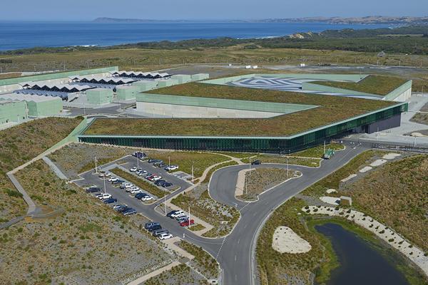 Самый большой завод по опреснению воды Wonthaggi Desalination Plant (Мельбурн)