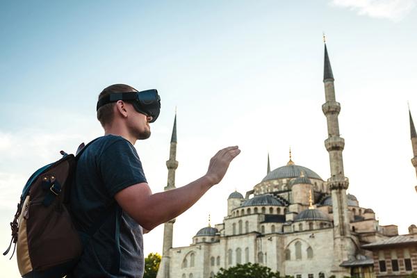 Виртуальная реальность в туризме