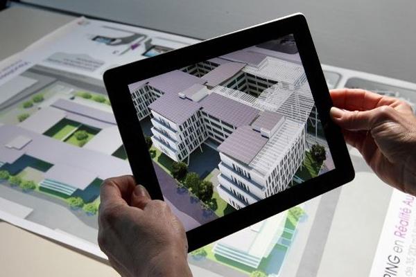 архитектура в дополненной реальности