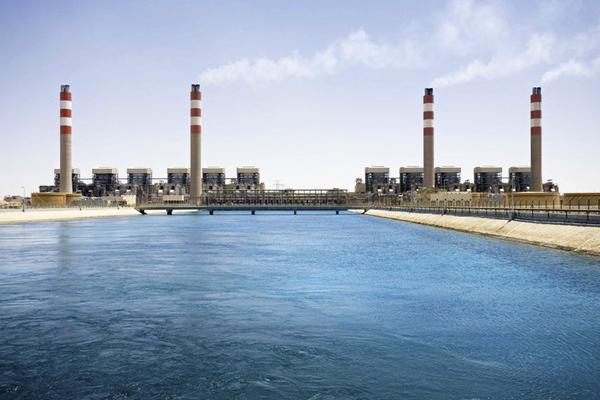 опресненная вода на заводе Shoaiba 3 (Саудовская Аравия)