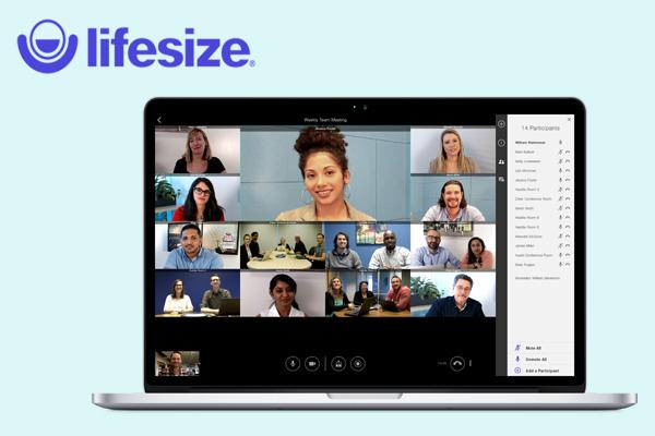 организовать групповую конференцию в Lifesize