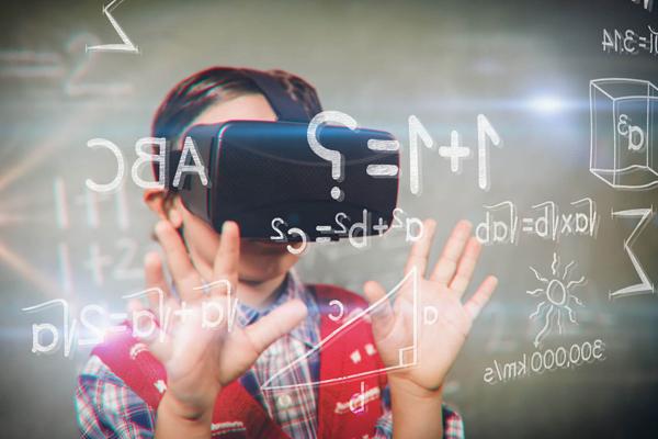 применение виртуальной реальности в образование