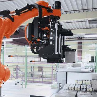 Промышленный робот-манипулятор: все могу и все умею