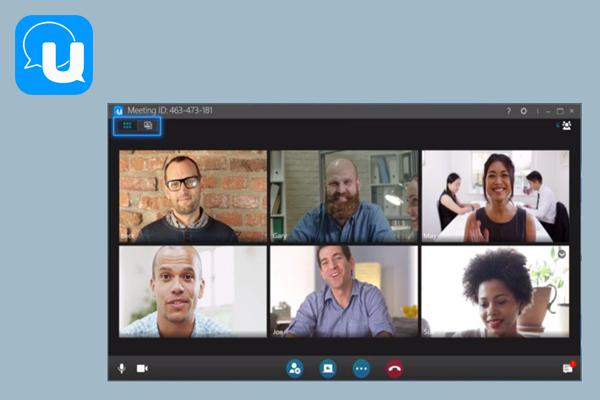 видеоконференции от Cyberlink U meeting