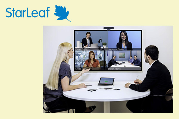 видеоконференция Star Leaf