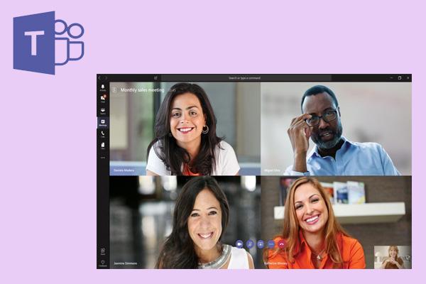 видеоконференция в Microsoft Teams